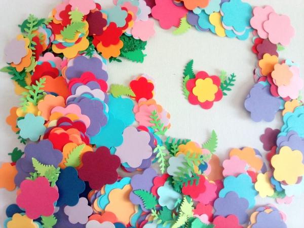 Floraria noua - set creativ 1