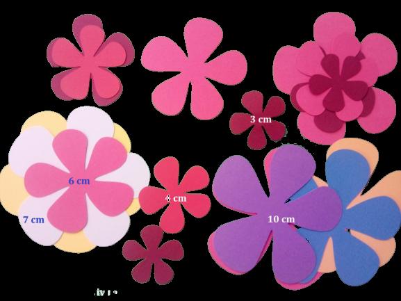 Flori decor 1