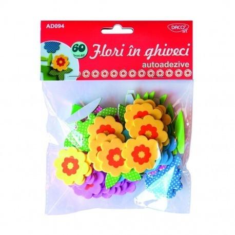 Flori în ghiveci spumă AA 0