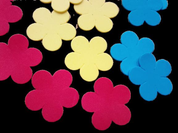 Flori spuma tricolor 0