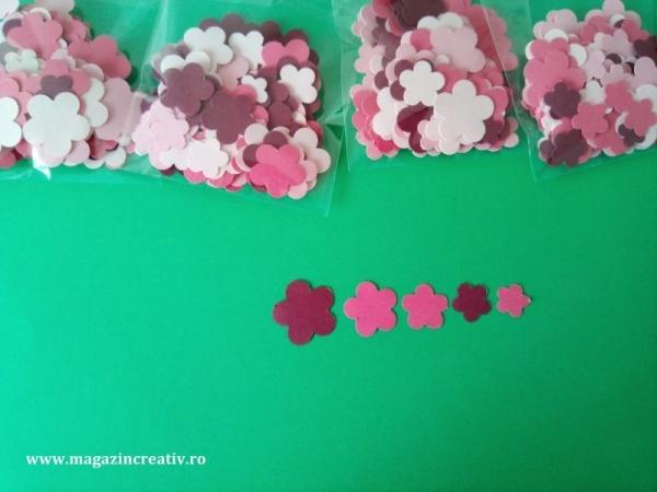 Floricele mari rozalii 0