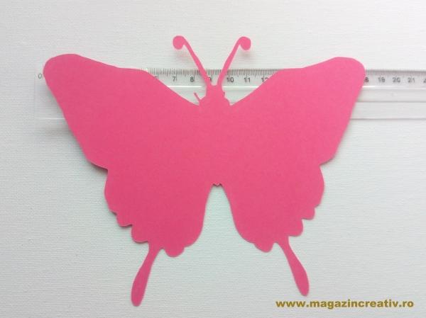 Fluture 18 cm 0