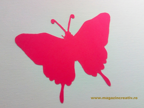 Fluture 18 cm 1