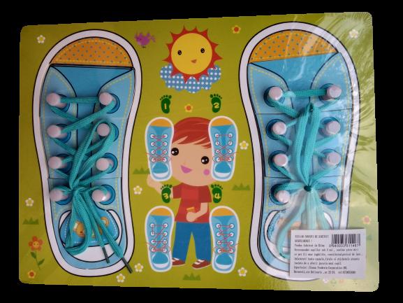 Pantofi de siretuit 0