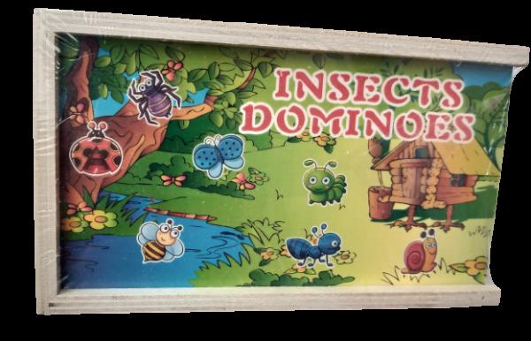 Domino insecte 0