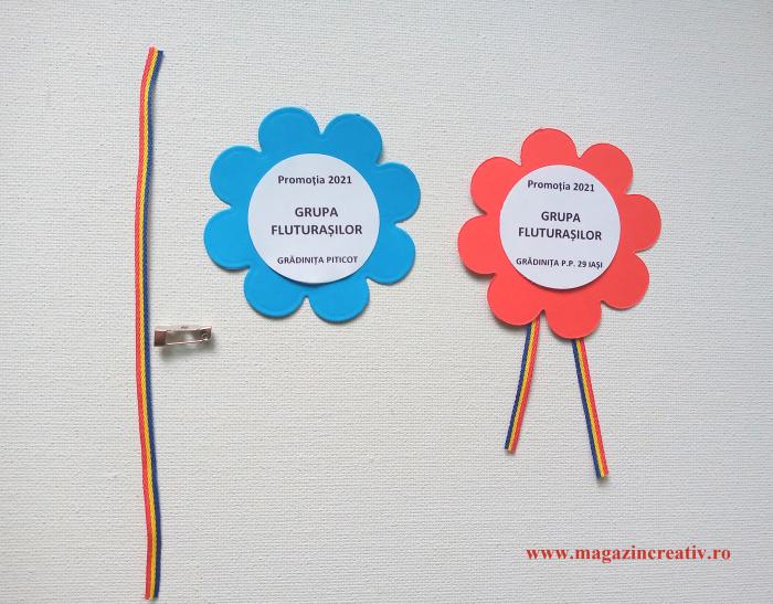 Cocarda absolvire - set creativ cu personalizare [0]