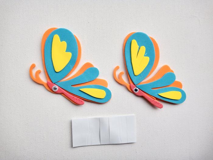 Figurine buretate - fluturi [0]