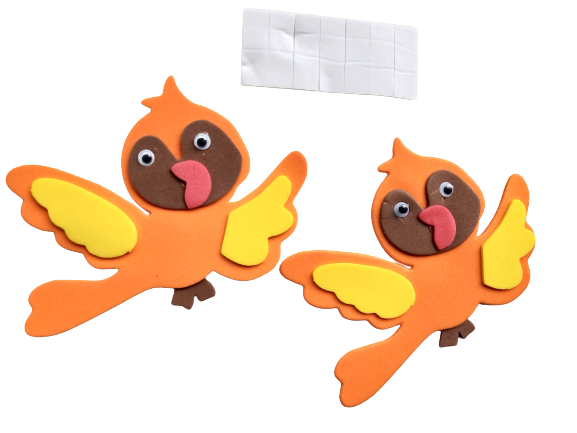 Figurine buretate - pasari [0]