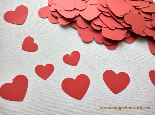Inimi rosii carton 0