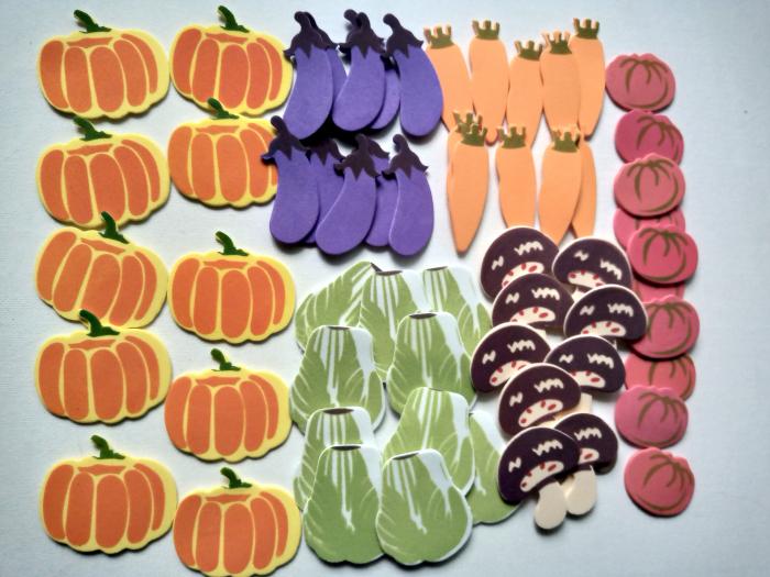 Legume - accesorii craft [0]