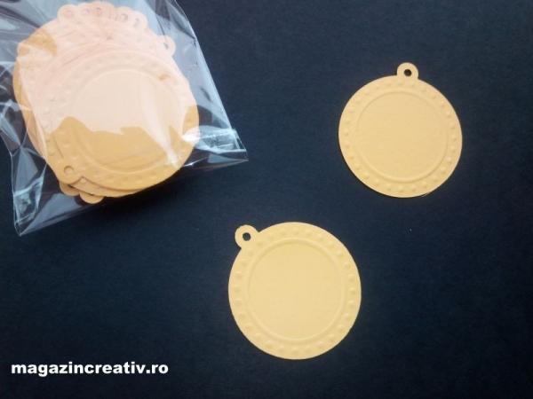Medalion rotund 0