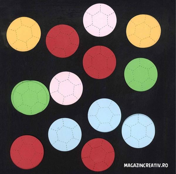 Mingi multicolore 0
