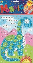 Set mozaic Dinozaur 0