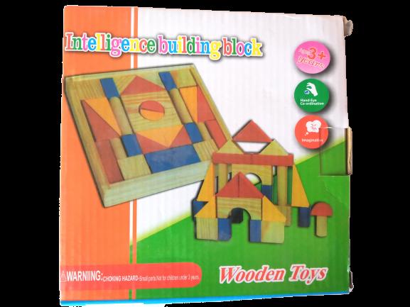 Puzzle lemn 0