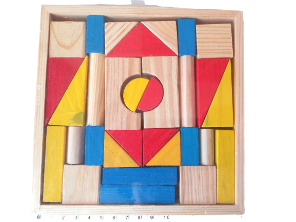 Puzzle lemn 1