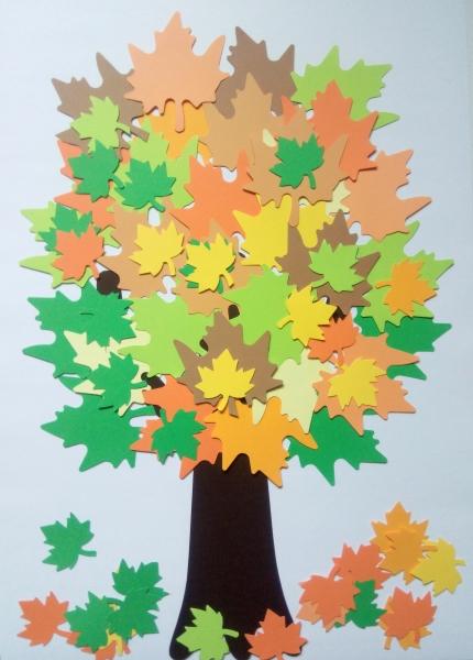 Copacul toamnei - set creativ 0