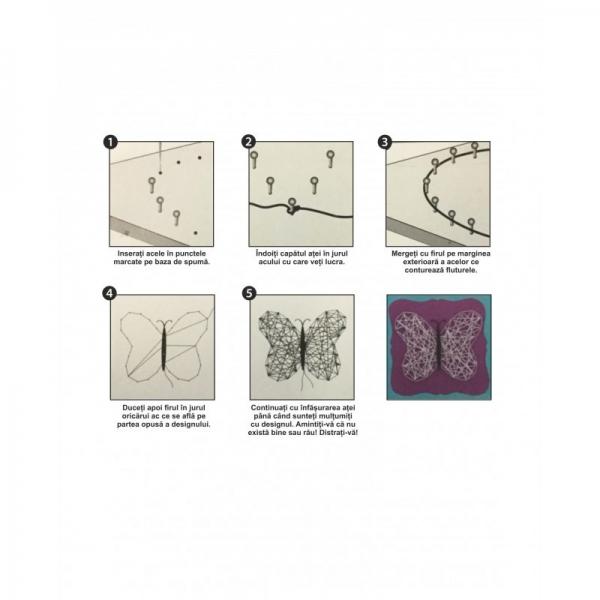 Set creativ - Inimă de ață 1