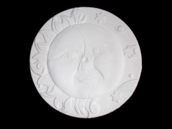Soarele si Luna - tablou ipsos 0