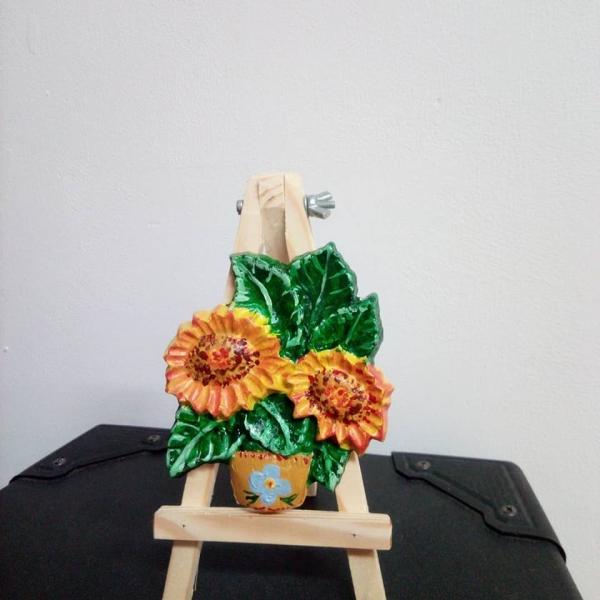 Tablou cu floarea soarelui 0
