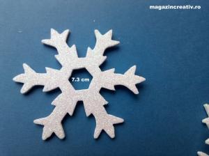 Fulgi albi spuma glitter AA [1]
