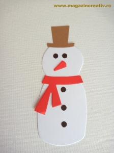 20 oameni de zăpadă - set creativ0