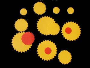 Cercuri decorative mici1