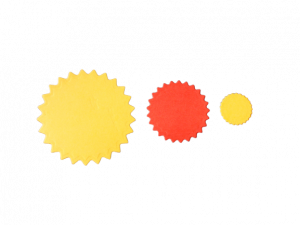 Cercuri decorative mici0