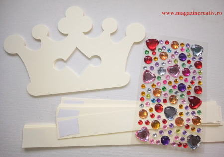 Coroana - set creativ 10 bucati0