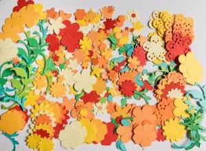 Floraria - set creativ0