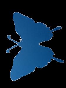 Fluture 18 cm3