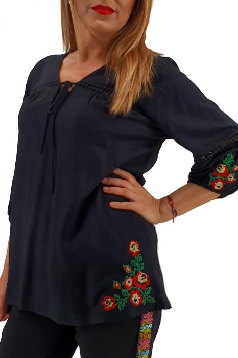 Bluza brodata Letitia 2