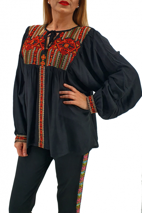 Bluza brodata Irina 2