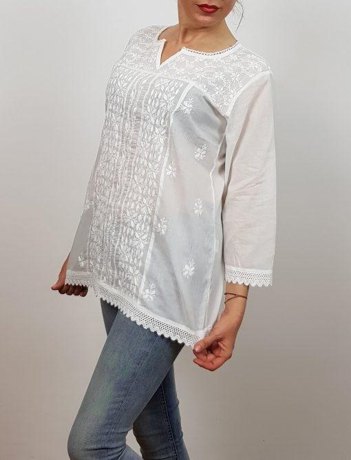Bluza brodata manual Manuela 2 3