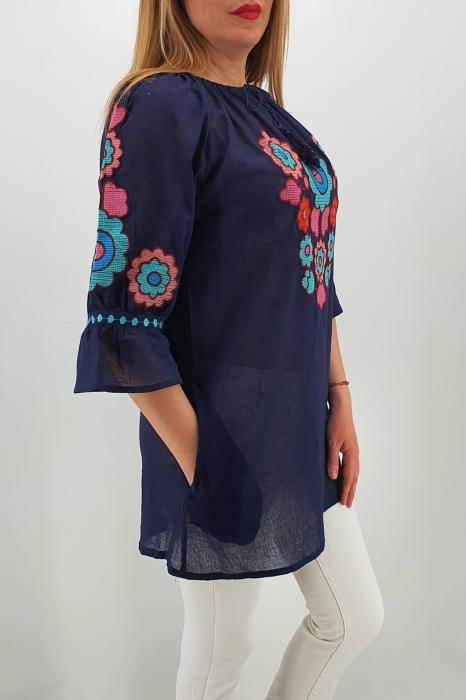 Bluza brodata manual Ramona 3 1