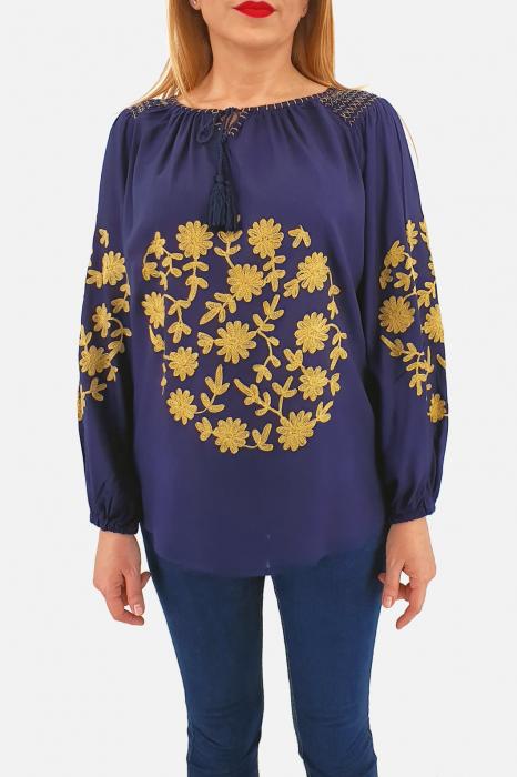Bluza brodata manual Ramona 2 1