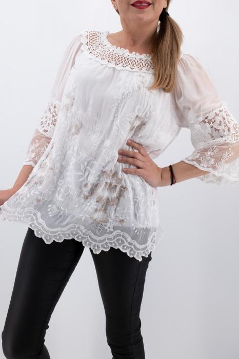 Bluza din matase Anastasia 14 [3]