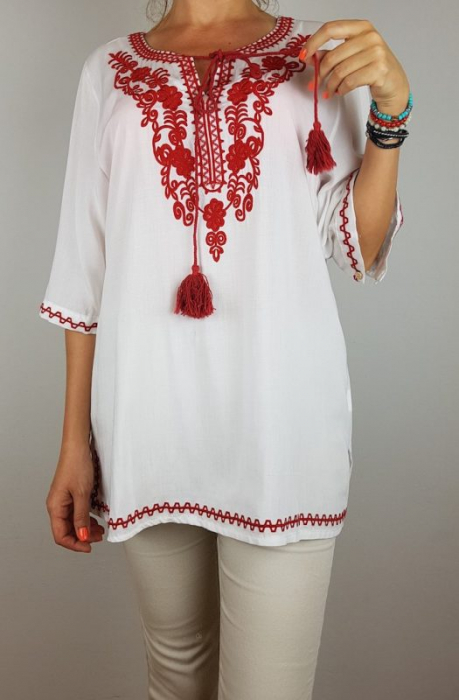 Bluza stilizata Dumitra 2 0