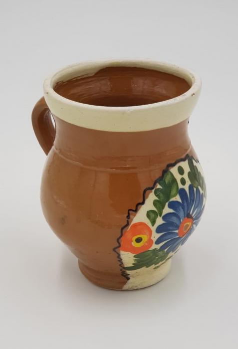 Cana traditionala din ceramica de corund 1