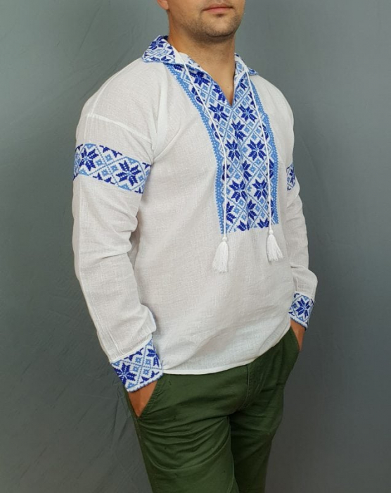 Camasa traditionala Alexandru Marime Mare 1