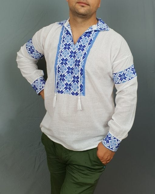Camasa traditionala Alexandru Marime Mare 3