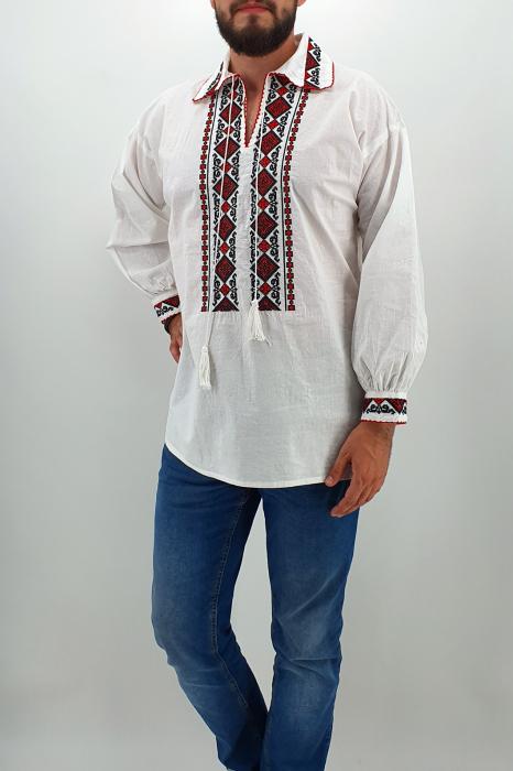 Camasa traditionala Alfie 2 1