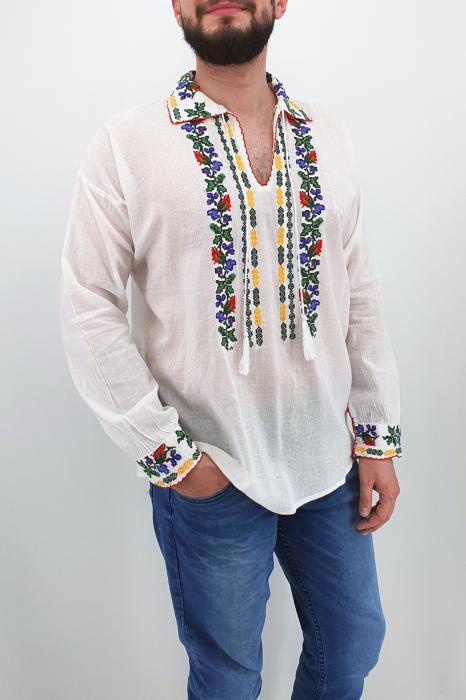 Camasa traditionala Benone 2 1