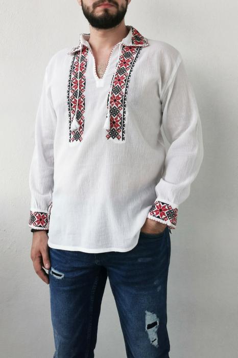 Camasa traditionala Gheorghe 2 0