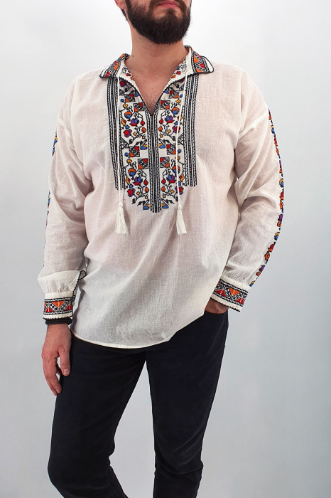 Camasa traditionala Mihnea 0