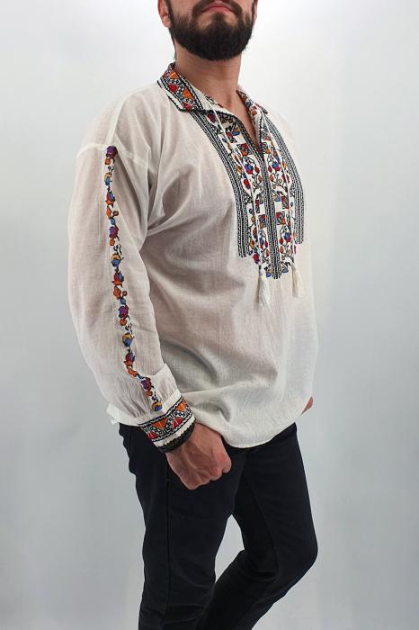 Camasa traditionala Mihnea 2