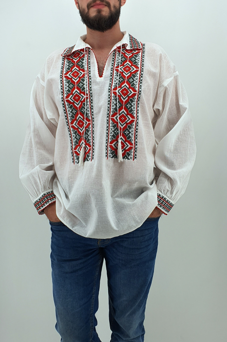 Camasa traditionala Tibi 1