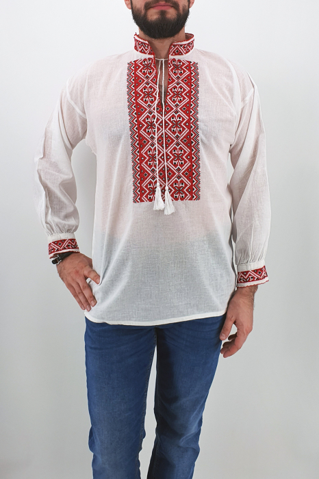 Camasa traditionala Barbu 2