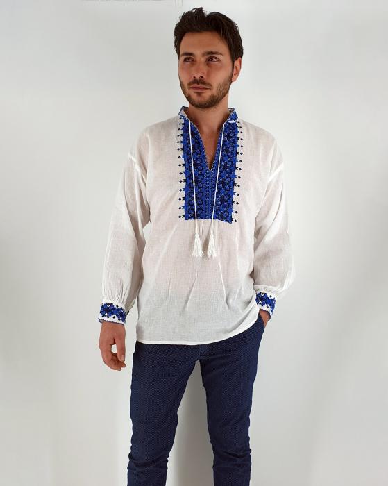 Camasa traditionala Remus 1