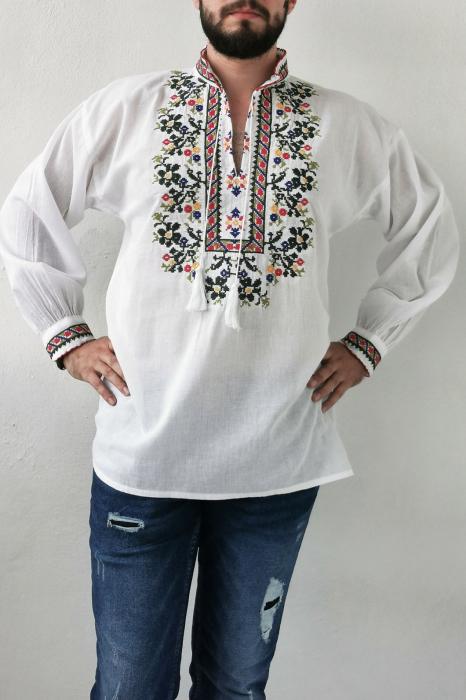 Camasa traditionala Alin 1