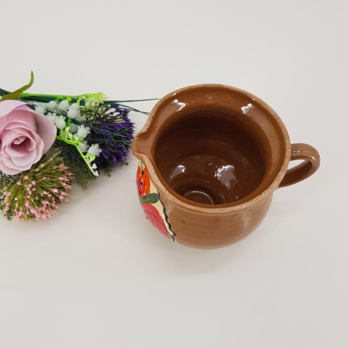 Cana traditionala din ceramica de corund 2